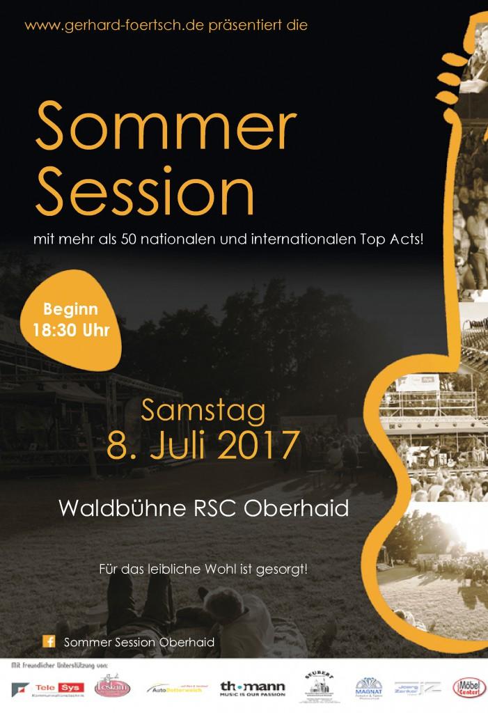 Sommer Session 2017